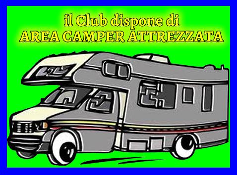 area camper attezzata